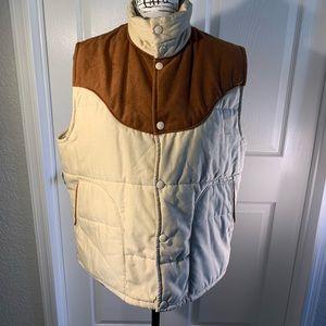 Vintage fluffy Vest